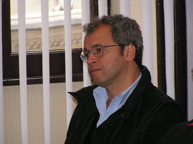 Enrico Mentana - primo piano di Enrico Mentana