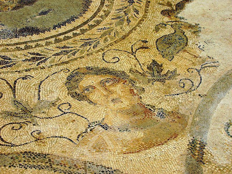 museo archeologico di Reggio Calabria - mosaico