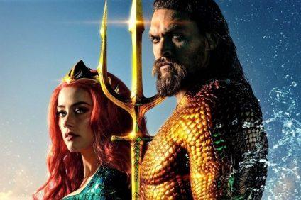 Aquaman Sicilia - Locandina del film