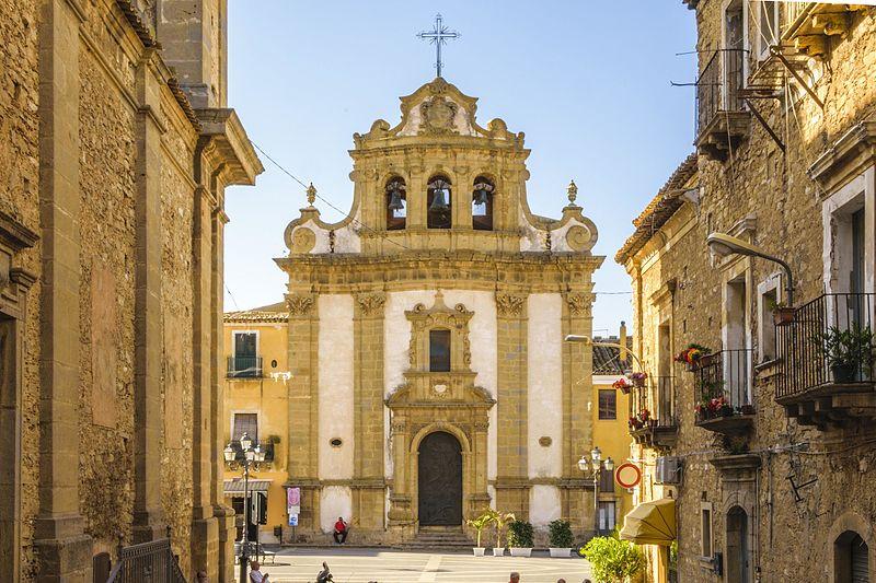 Niscemi- chiesa