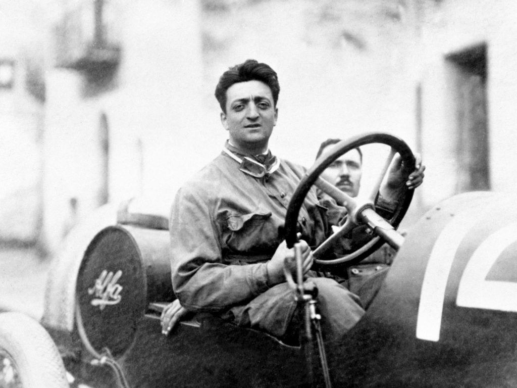 Ferrari - Enzo Ferrari