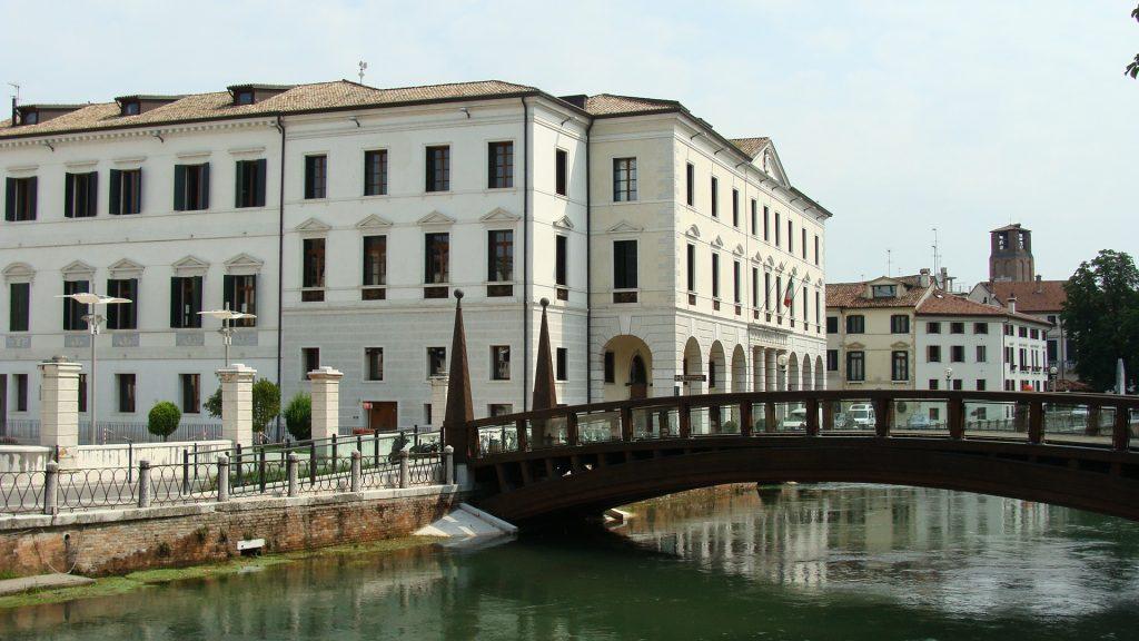 Treviso canali - Polo universitario di Treviso, tra...i canali
