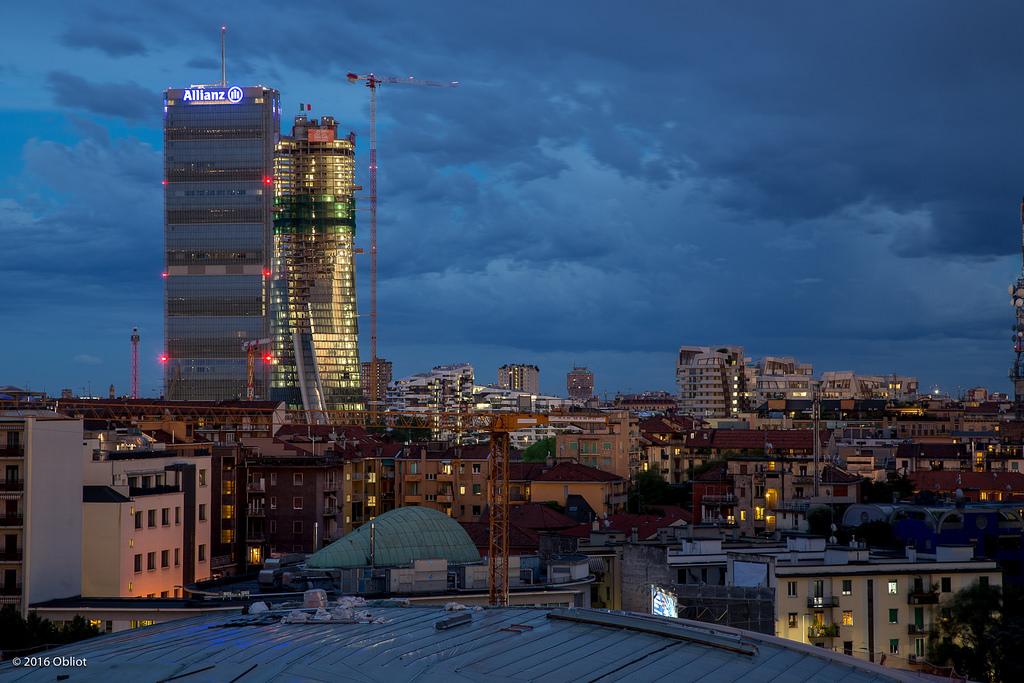 Città dell'anno - Milano CityLife