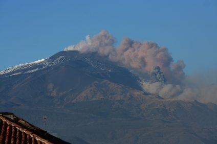 Vulcani - l'Etna