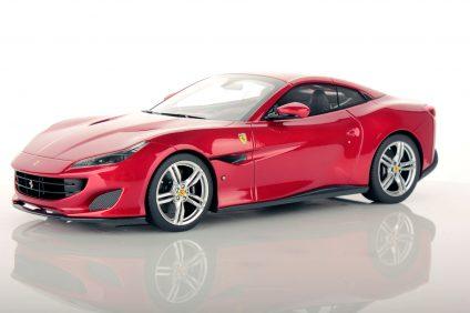 Ferrari - immagine della macchina