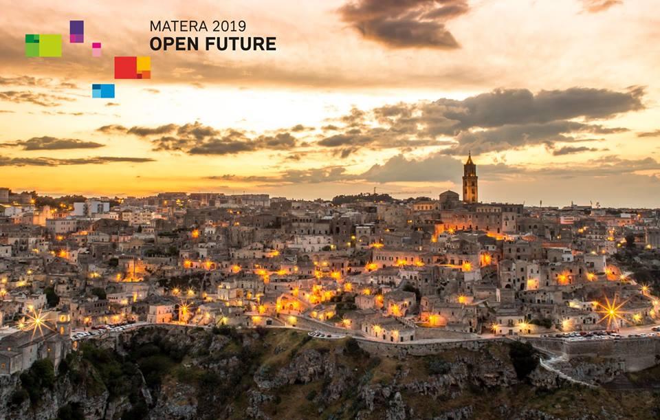 matera - slogan ufficiale open future