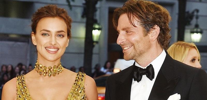 Bradley Cooper e la sua dolce metà, la bellissima modella Irina Shayk