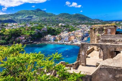View of Ischia