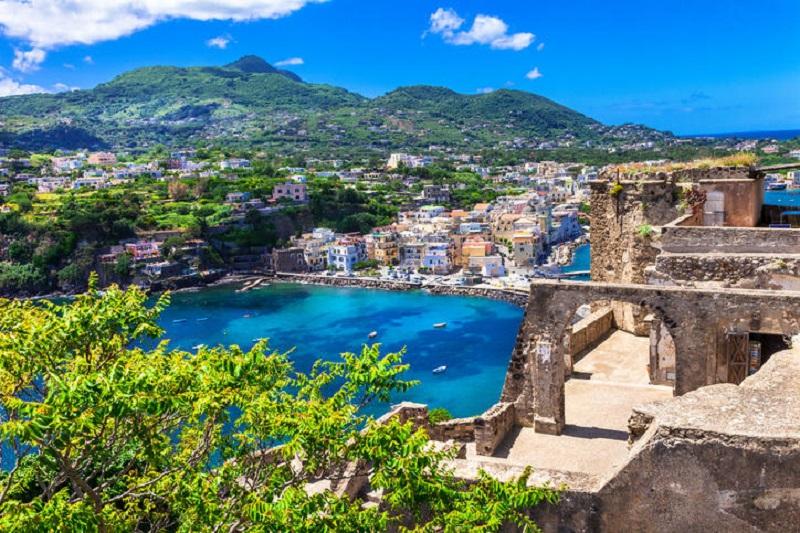 View of Ischia