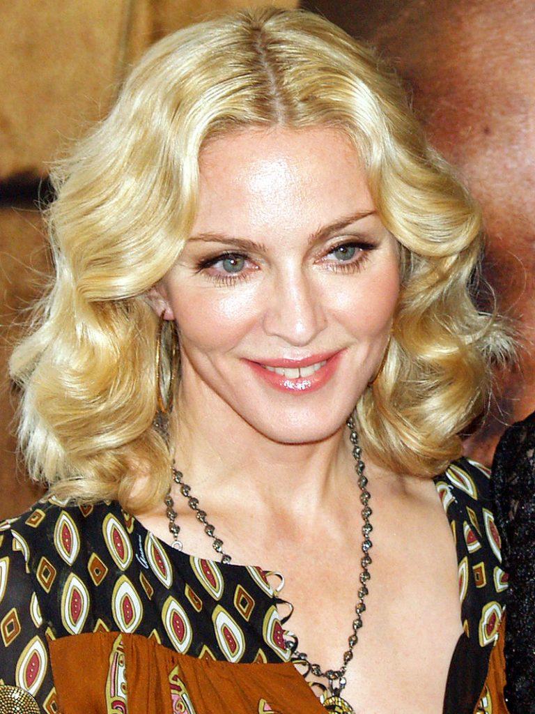 Madonna - close up