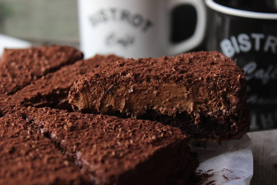 immagine della torta Extreme chocolate cake