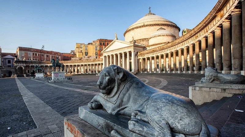 Napoli città più bella d'Italia - foto di Napoli