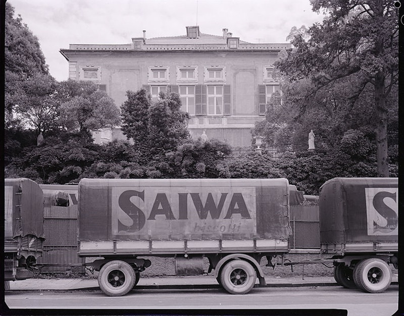 saiwa svolta italiana - photo of a Saiwa van