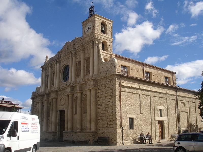 steven tyler origini italiane- chiesa di Cotronei