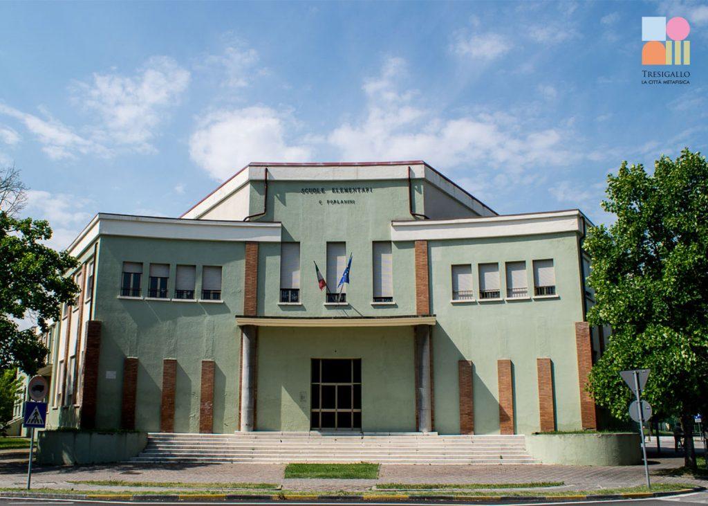 tresigallo - elementary school building