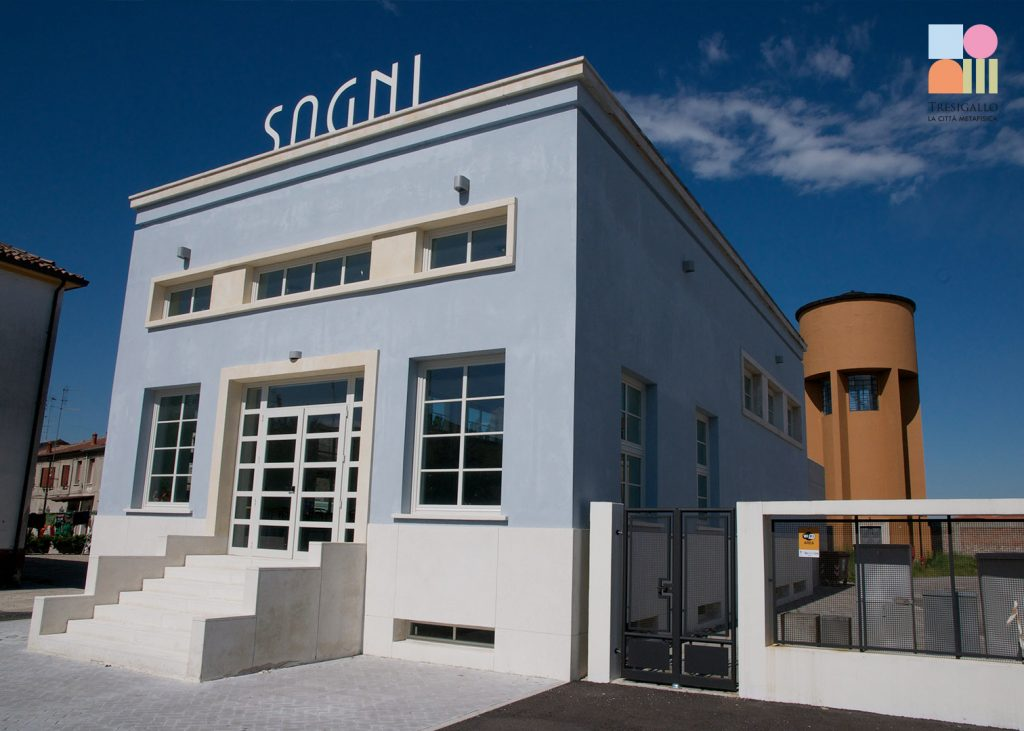 Tresigallo building called Sogni