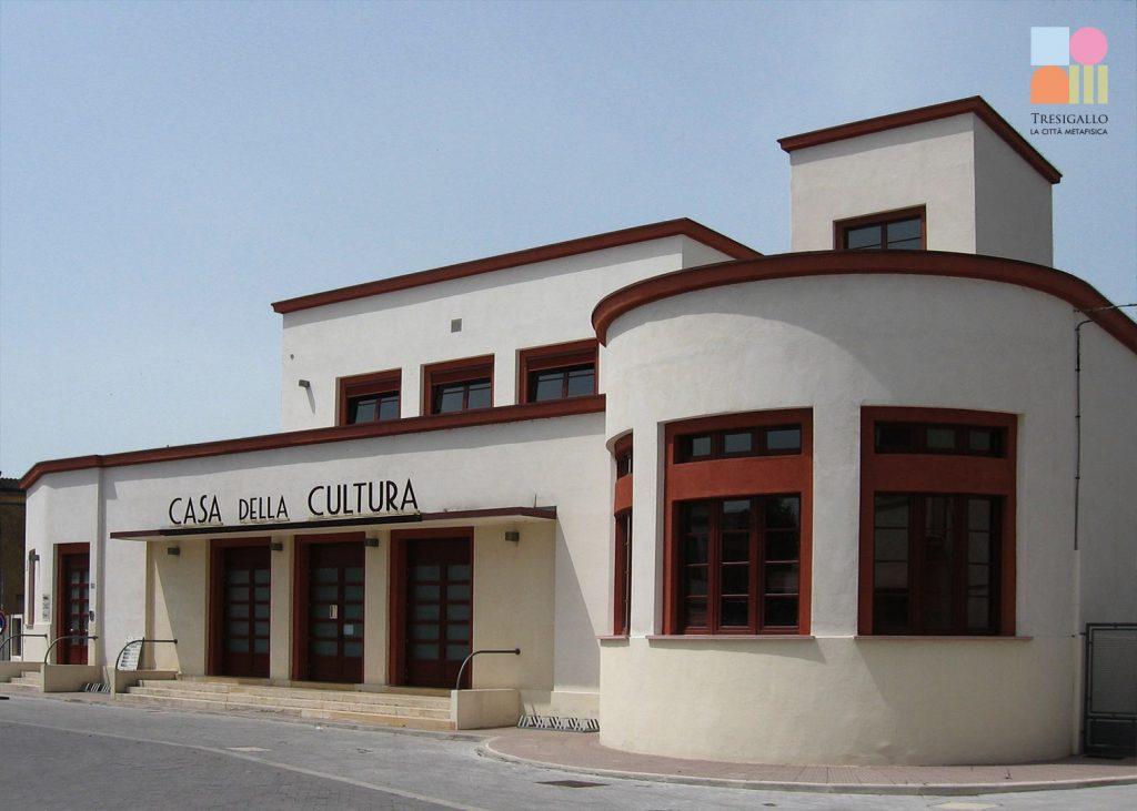 Tresigallo - Casa della Cultura