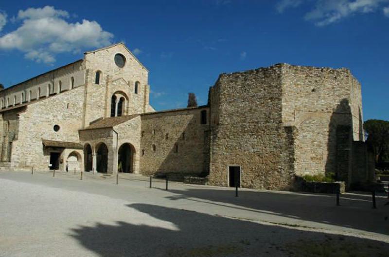 Primo aprile - La chiesa di Aquileia