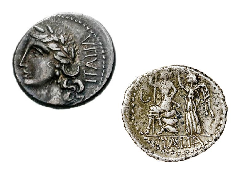 origine del nome. le prime monete