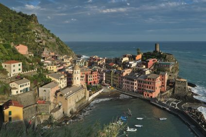 Overview of Vernazza