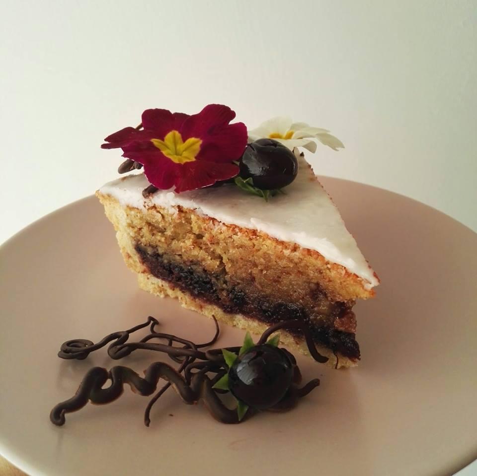 slice of tart Bocconotto