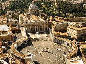 basilica di San Pietro e piazza San Pietro