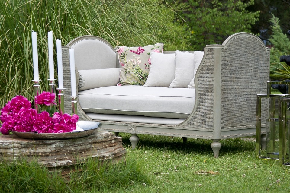 2019 furniture salon - outdoor sofa