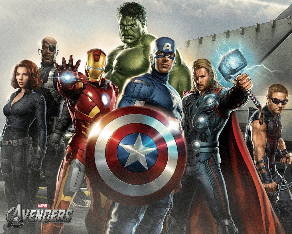 Avengers e i Russo brothers - cartoon degli avengers