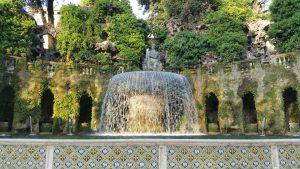 tivoli - view of villa d'Este
