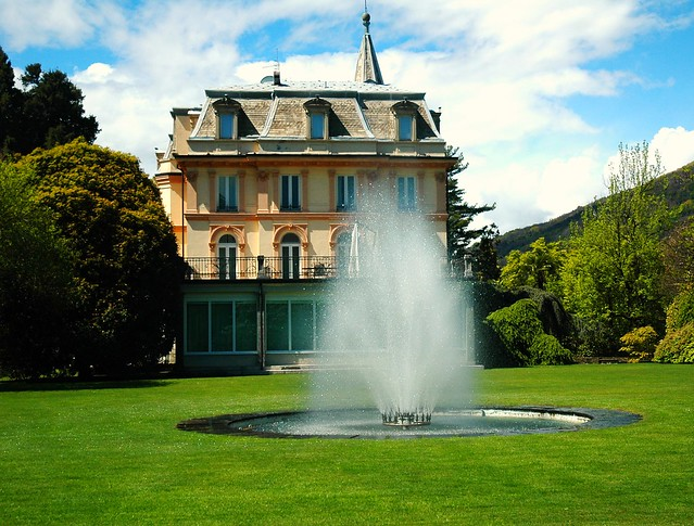 Villa Taranto e il giardino più bello del mondo