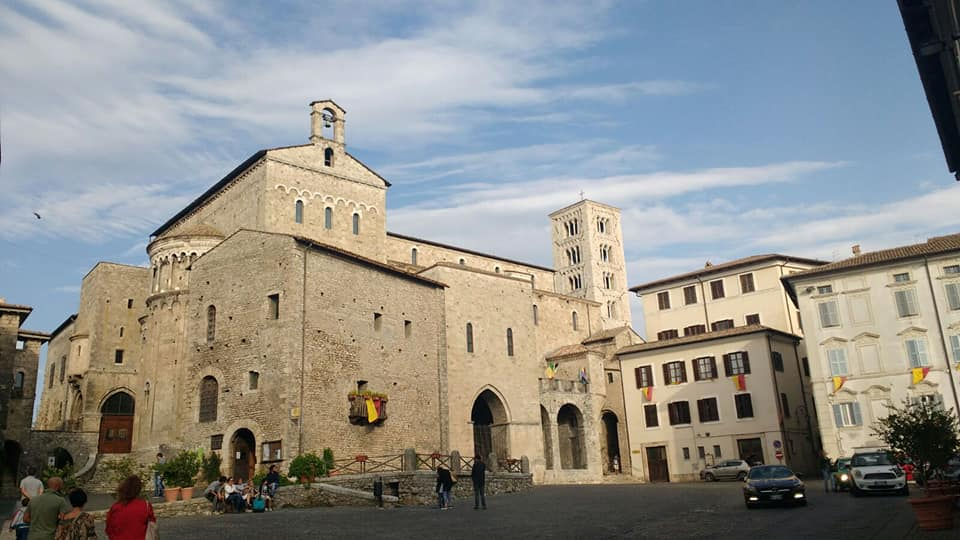 anagni the city of the popes