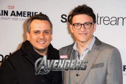 Avengers and the Russo brothers