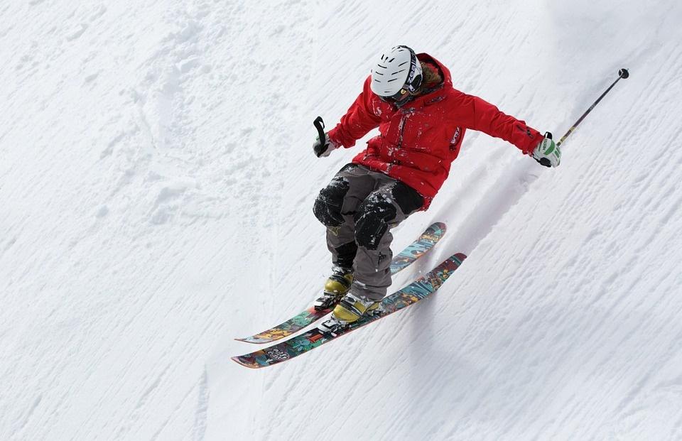 val gardena - skier training