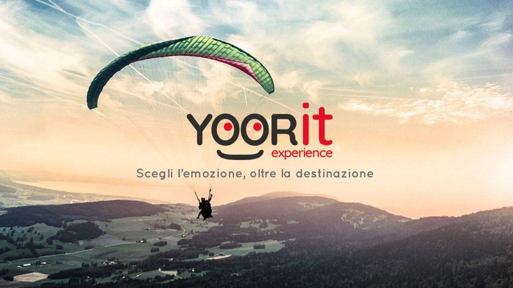 immagine del logo di yoorit