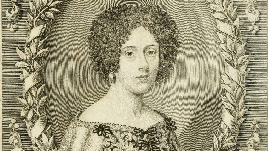 Elena Lucrezia Corner portrait