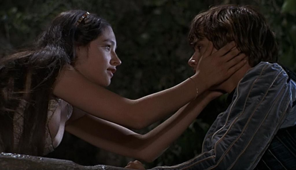 Franco Zeffirelli - image of the film on Romeo and Juliet