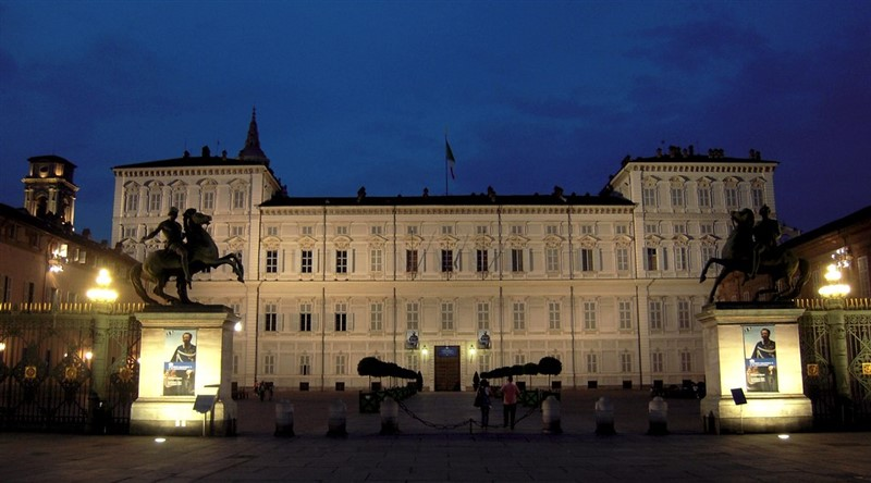 Esoteric Turin: the royal palace at the center of the mystery