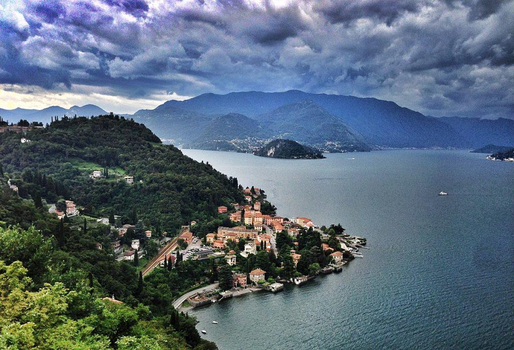 Lago di Como - Perledo