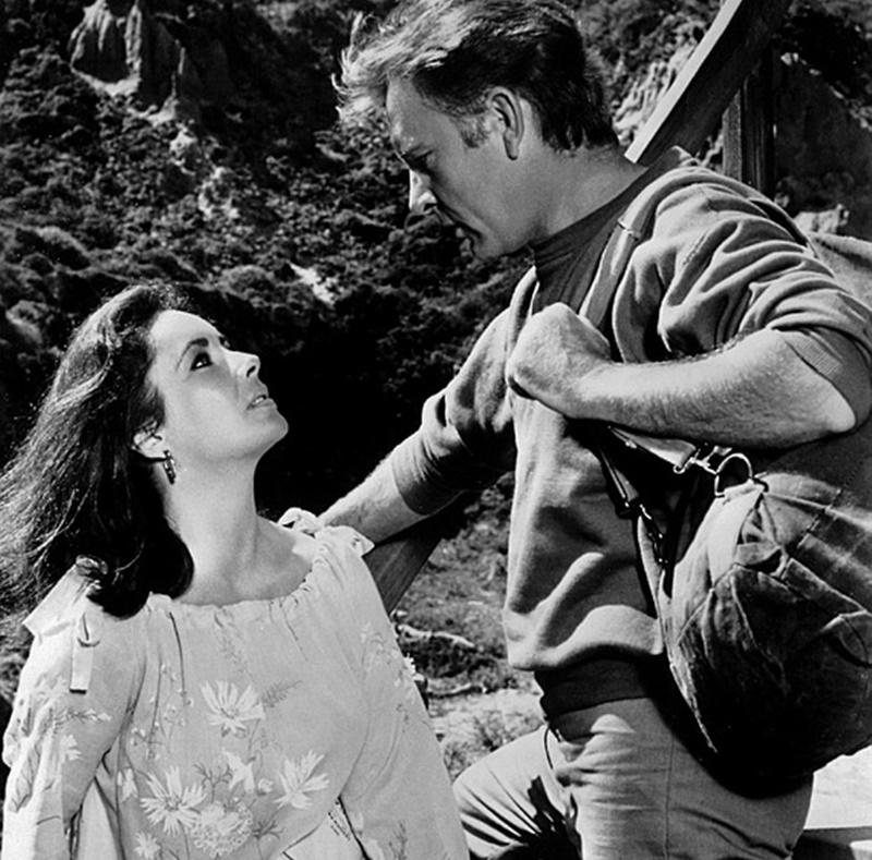 franco Zeffirelli - la coppia del film La bisbetica domata