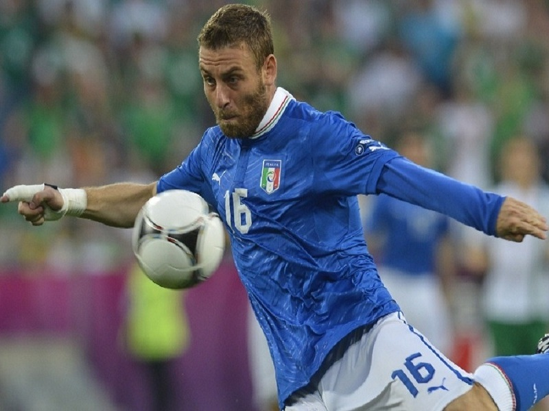 Daniele de Rossi and his superstition
