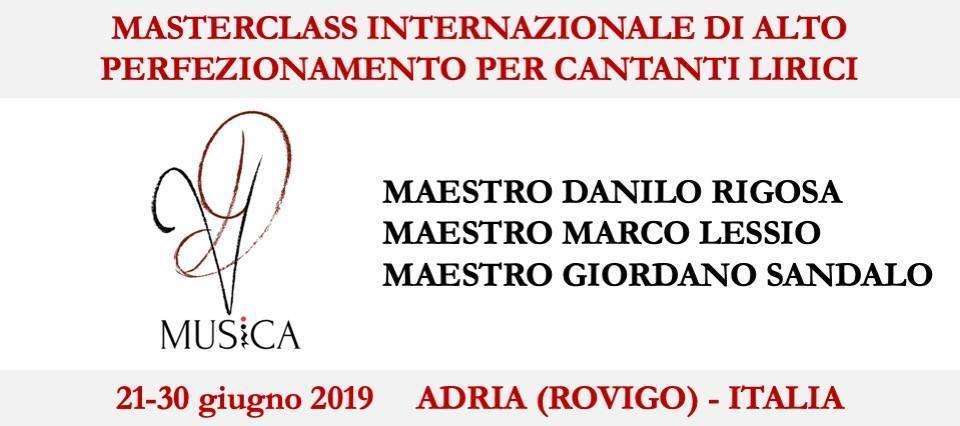 Masterclass Grigolo