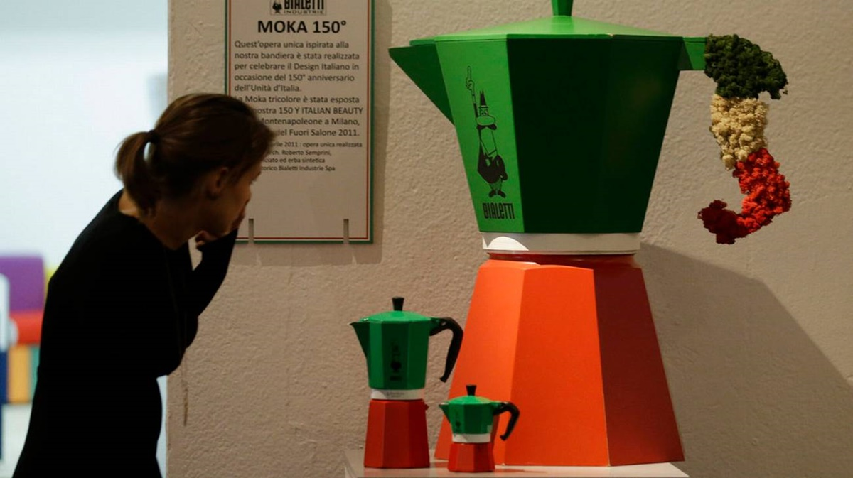 mocha - maxi coffee maker