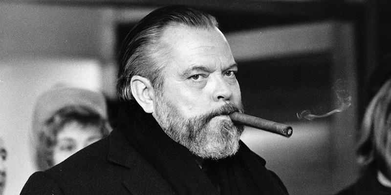 Orson welles enjoyed the Negroni in Italy