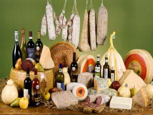 Marchio di alta qualità: prodotti italiani