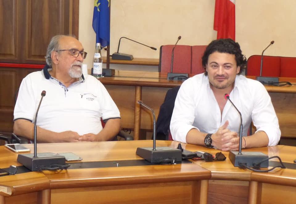 VD Musica Academy - Danilo Rigosa and Vittorio Grigolo