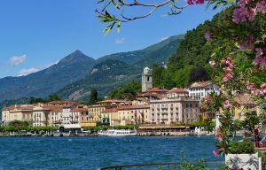 Lago di Como - riva del lago