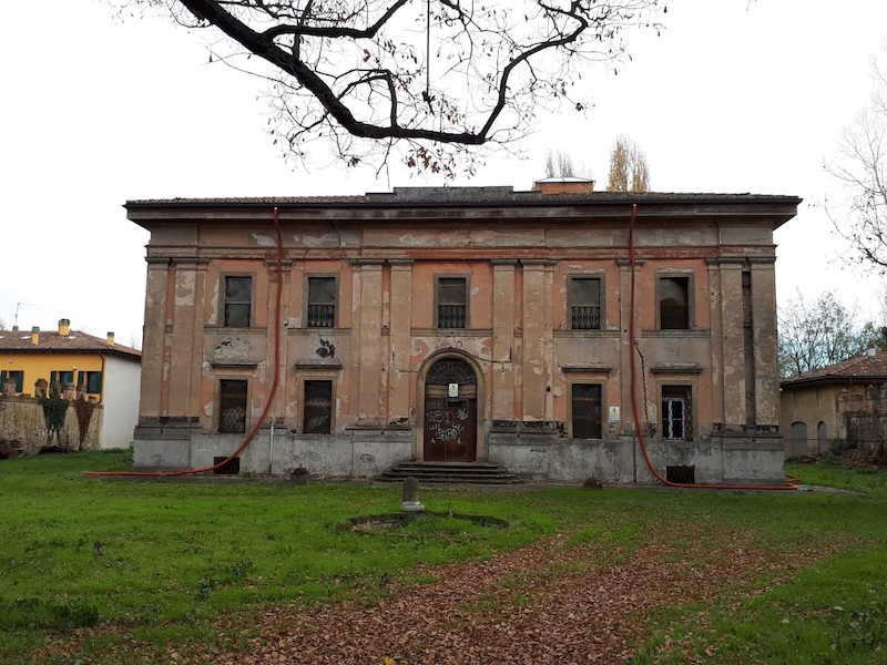 13 haunted houses: Villa Clara