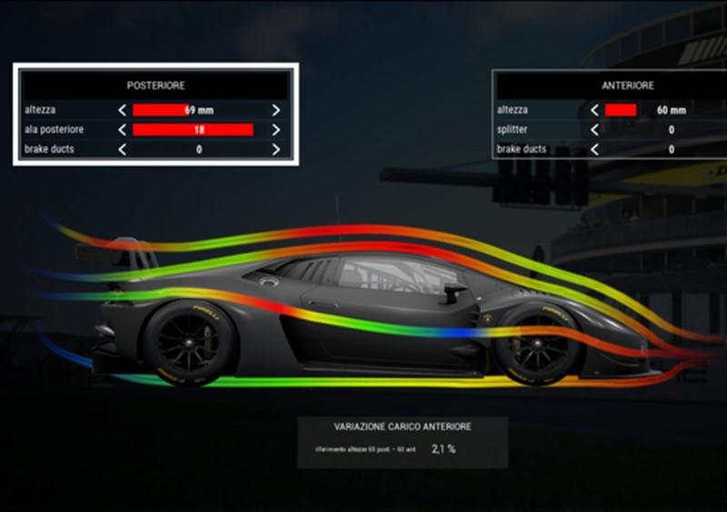 Care of the smallest details in Assetto Corsa Competizione