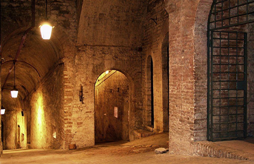 Perugia - in the sourroundings of Spello