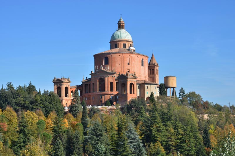 Sanctuary of San Luca near Bologna